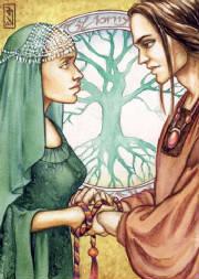 Hoy vamos a hablar de las bodas wiccanas.